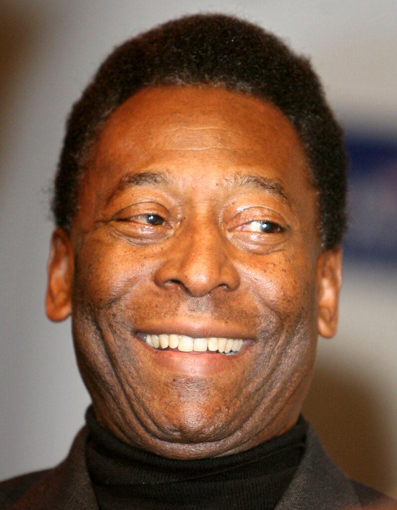 Portrait Pele