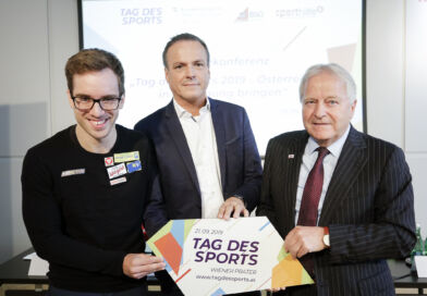 Tag des Sports 2019 – Österreich in Bewegung bringen