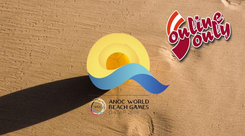 ANOC World Beach Games zwischen Schleier und Bikini