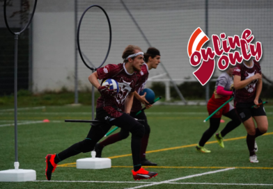 Schnatz, Klatscher, Quaffle und Besenstiel – internationales Quidditch-Turnier in Wien