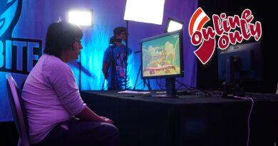 E-Gamer beim Spiel