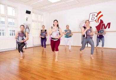 Kangatraining – Fitness mit Baby an Bord