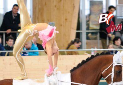 Voltigieren – mehr als nur ein Pferdesport