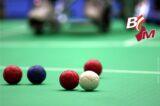 Boccia- Präzessionsballsport mit Handicap
