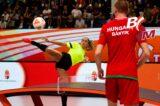 Teqball – Kopf-Fuß-Volley 2.0