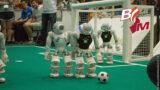 Roboterfußball – künstliche Intelligenz im Sport