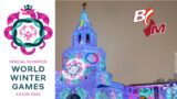 Special Olympics-Weltwinterspiele 2022 in Kasan