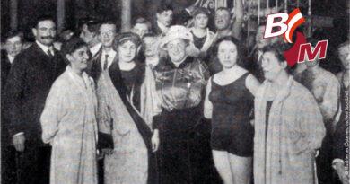 Women in Leadership – Therese Hantschel die Mutter des Frauenschwimmsports