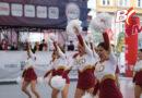 Jede einzelne Tänzerin ein Hero – Goldregen für die Milleniumdancers