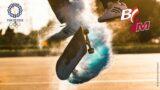 Vier Rollen und fünf Ringe – Skateboarden bei Olympia