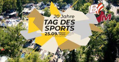 20 Jahre Tage des Sports